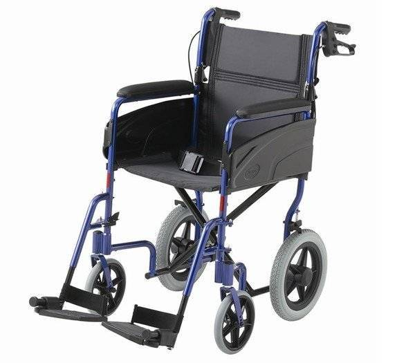 Basis-Rollstuhl Alu Lite
