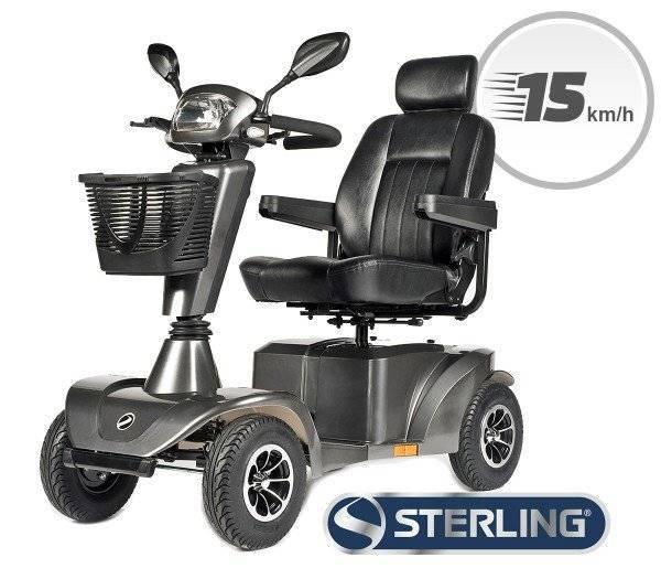 Elektro Scooter Mainland von Sterling im rehashop