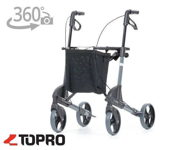 Leichtgewichtrollator TOPRO Troja