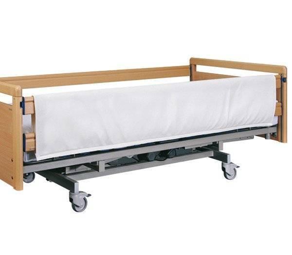 Seitenpolster Pflegebett
