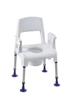 Aquatec Dusch- und Toilettenstuhl Pico 3-in-1