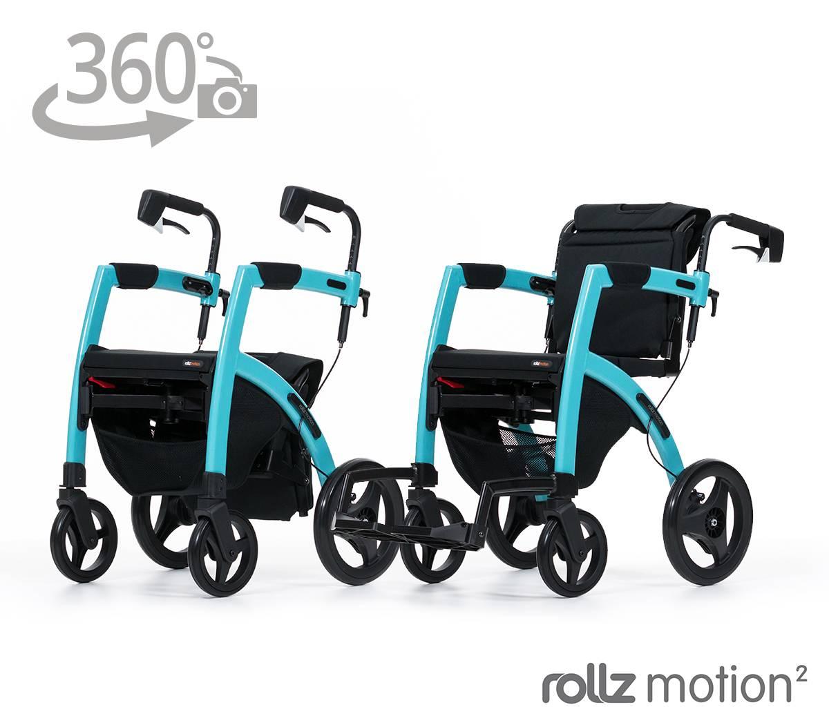 Rollz Motion 2 Rollator und Rollstuhl bei rehashop kaufen ...