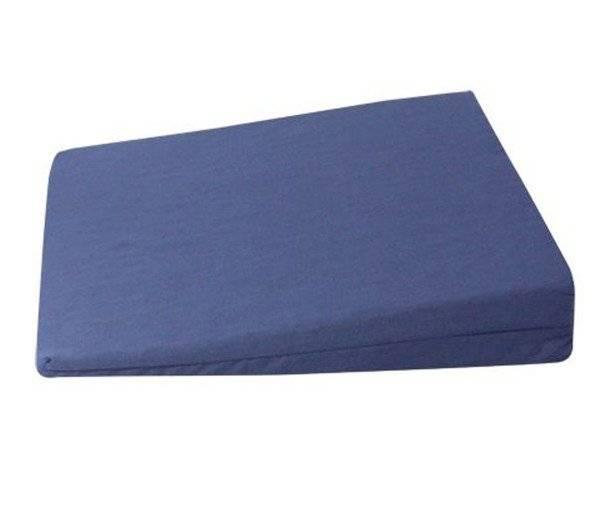 Behrend Keilkissen Standard Blau