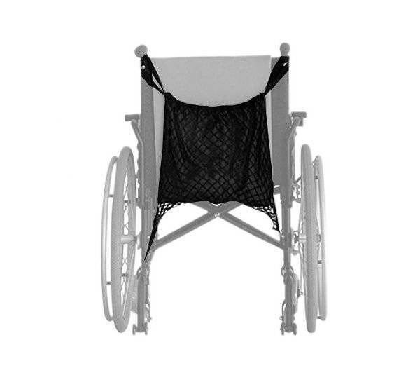RUSSKA Rollstuhlnetz mit Innentasche