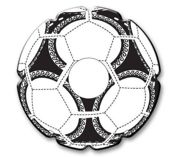Speichenschutz Fussball