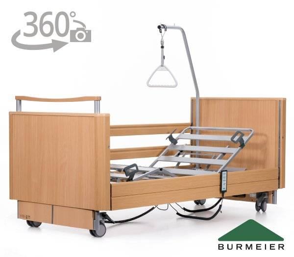 BURMEIER Pflegebett Inovia mit 360° Ansicht im rehashop.ch
