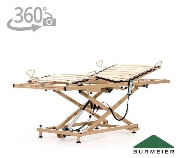 BURMEIER Einlegerahmen LIPPE IV mit 360° Ansicht in rehashop