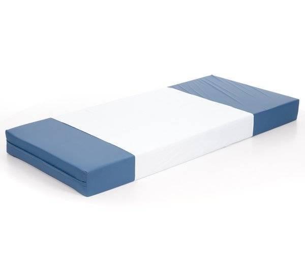 CARELINE Schutzlaken aus PVC, 122 x150 cm